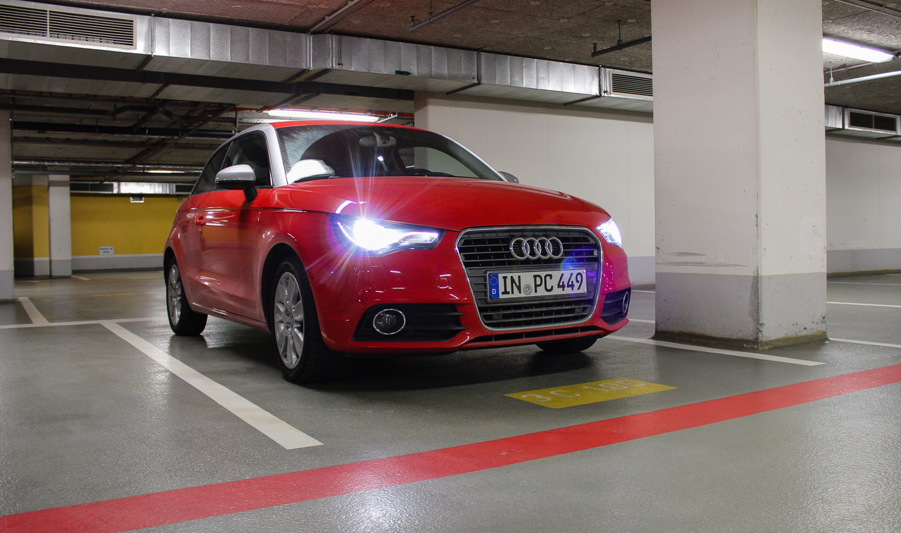 audi a1 misanorot