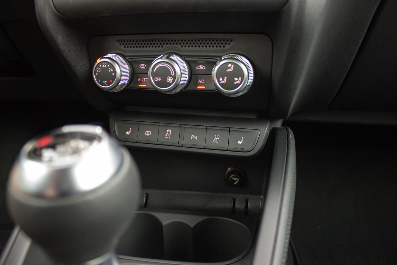 audi a1 klimaautomatik