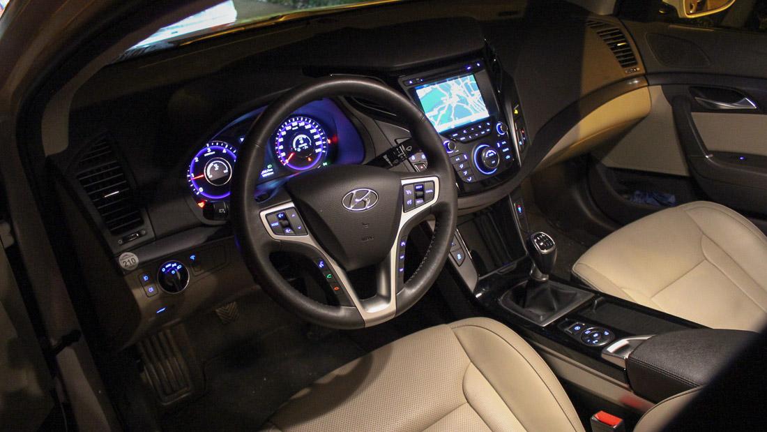 Gar Nicht So Koreanisch Hyundai I40 1 7 Crdi Limousine