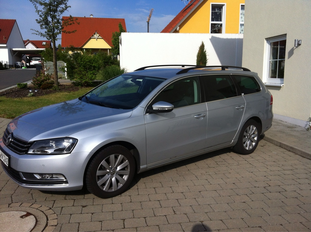 fahrbericht vw passat variant 2 0 tdi comfortline bluemotion b7 3c motoreport. Black Bedroom Furniture Sets. Home Design Ideas