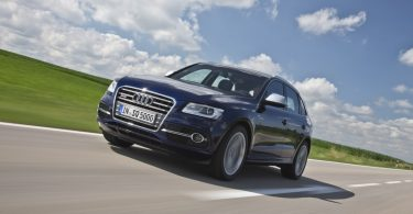 Audi SQ5 Countryside