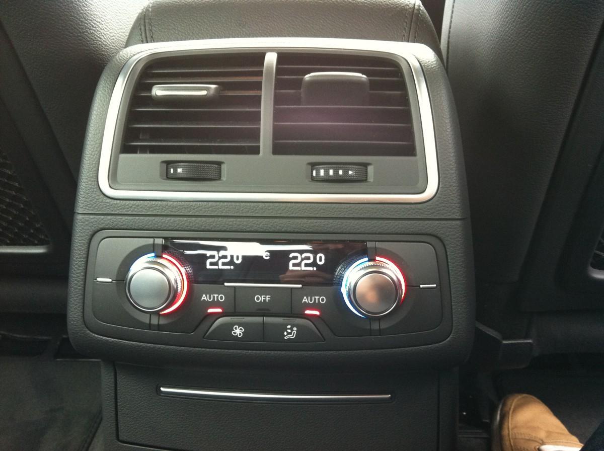 Audi A6 4 Zonen Klima