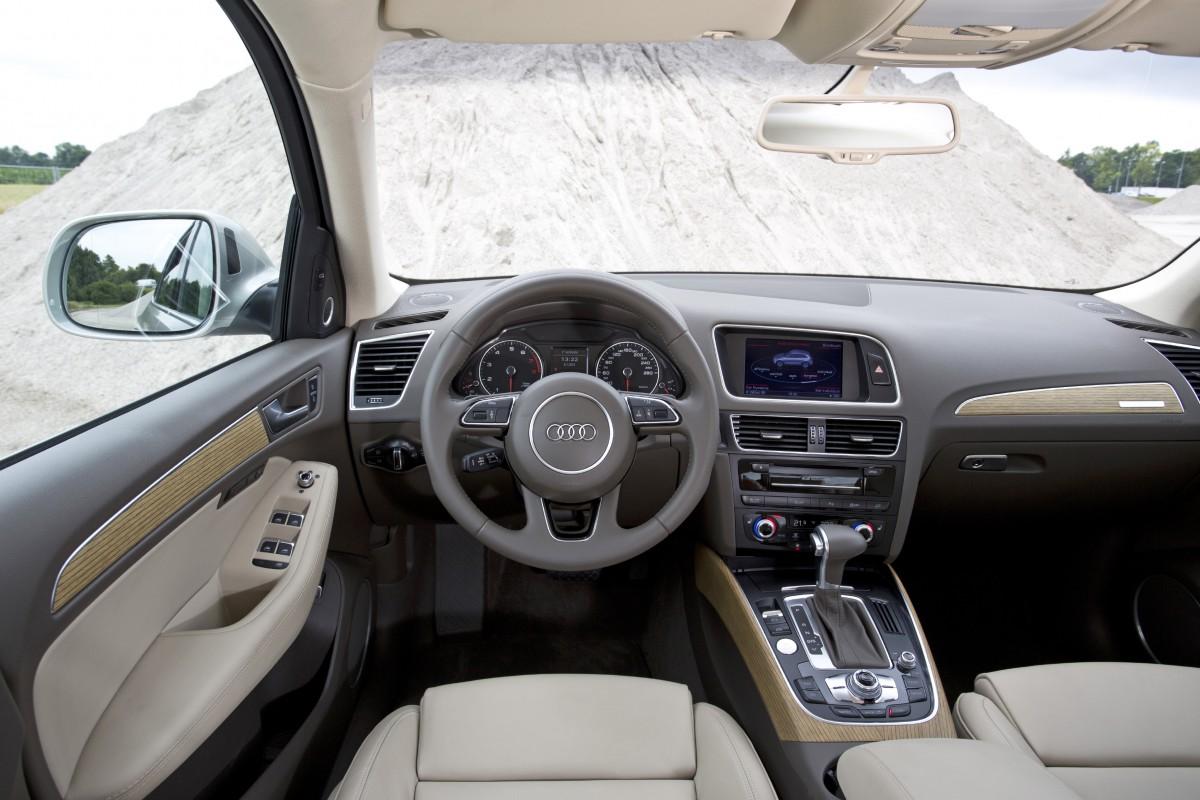 Audi Q5 Innen 187 Motoreport