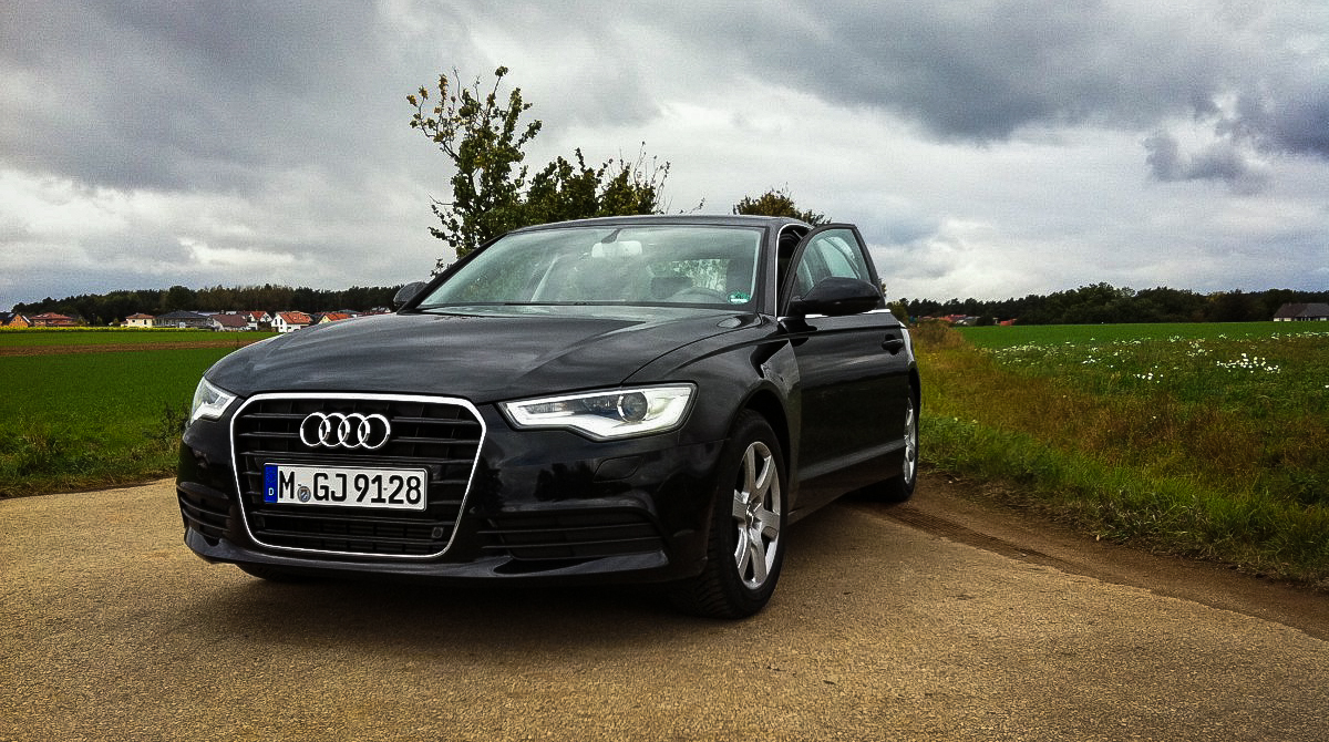 Angetestet Audi A6 3 0 Tdi Multitronic Mj 2012