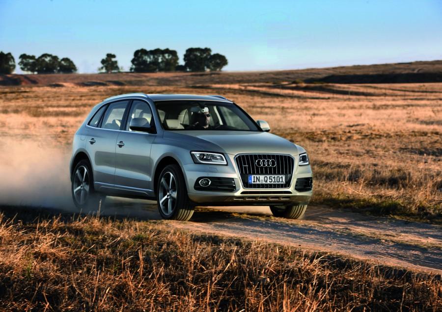 Fahrbericht Audi Q5 3 0 Tfsi Und Q5 Hybrid 187 Motoreport