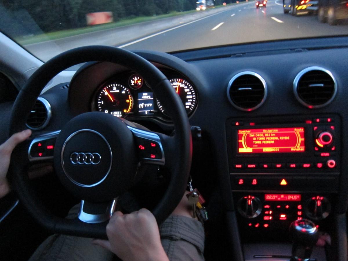 25.000 km gefahren: audi a3 ambition 1.6 tdi » motoreport