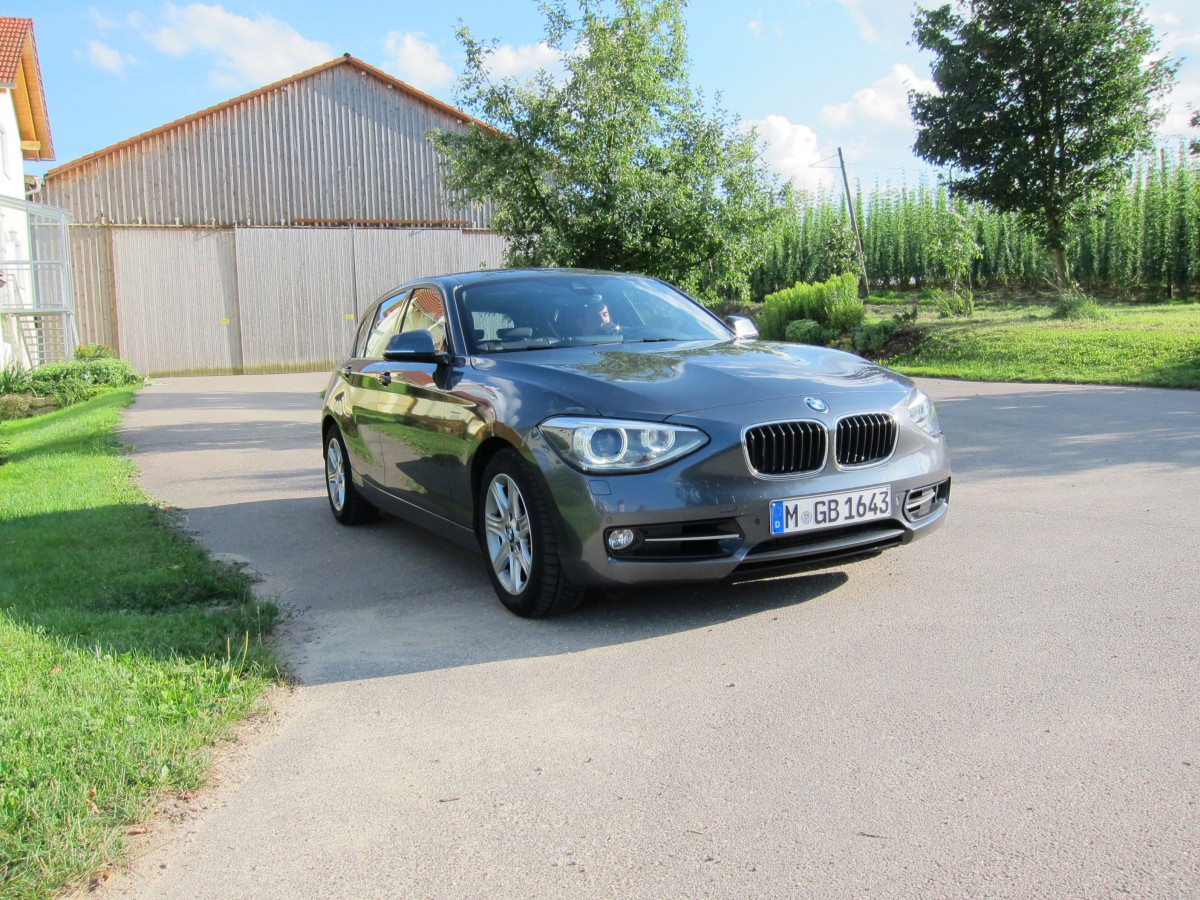 BMW 118i außen