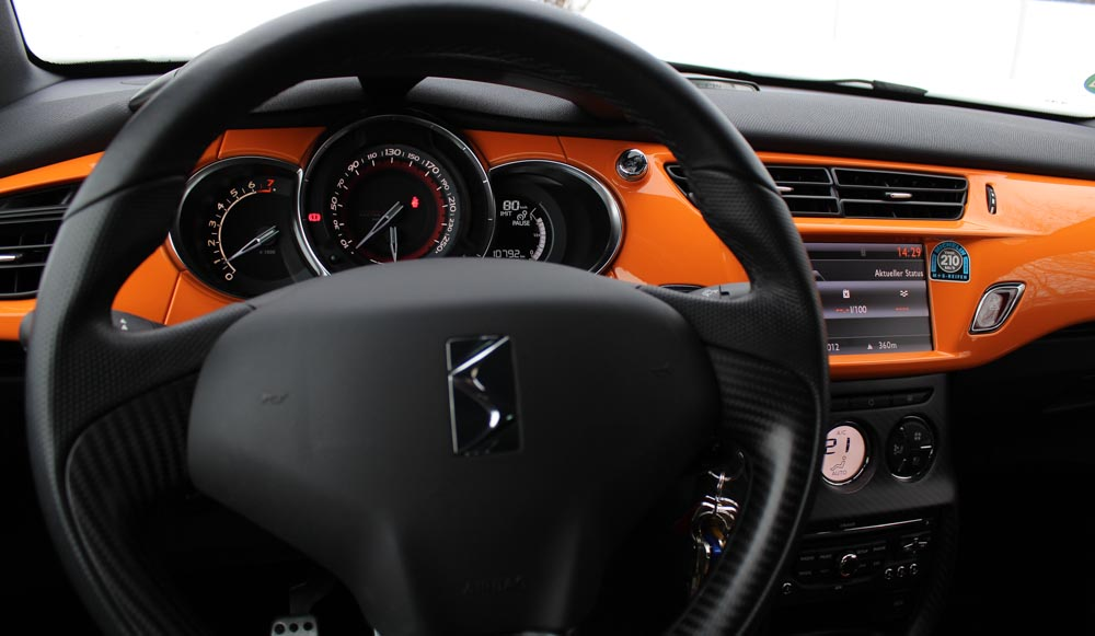 ds3 racing cockpit