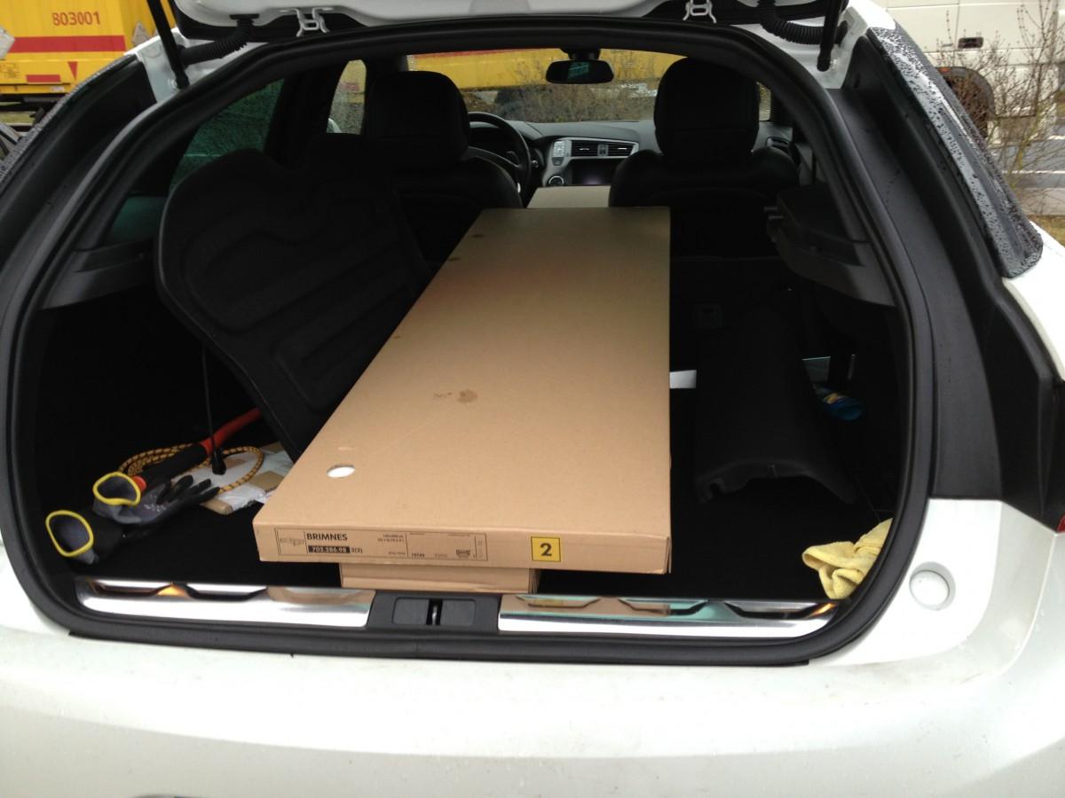 Ikea Bett Malm im Citroën DS5? › Motoreport