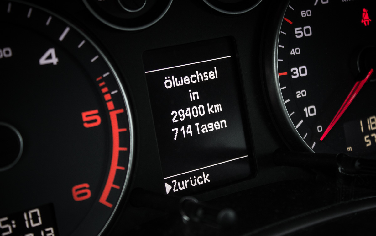 audi a3 cockpit MFA service