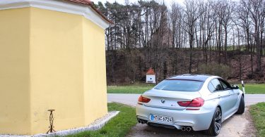 bmw m6 coupe heck 2013