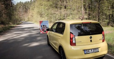 skoda citigo city safe drive