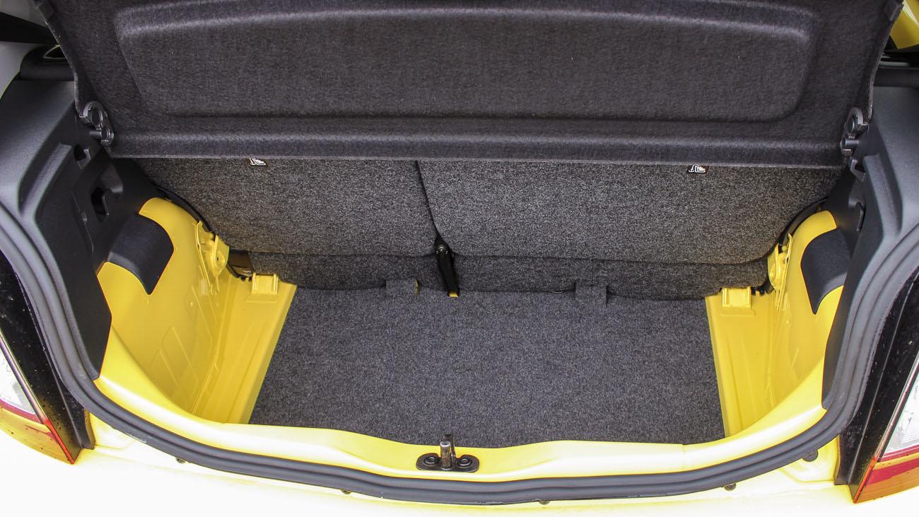 skoda citigo kofferraum