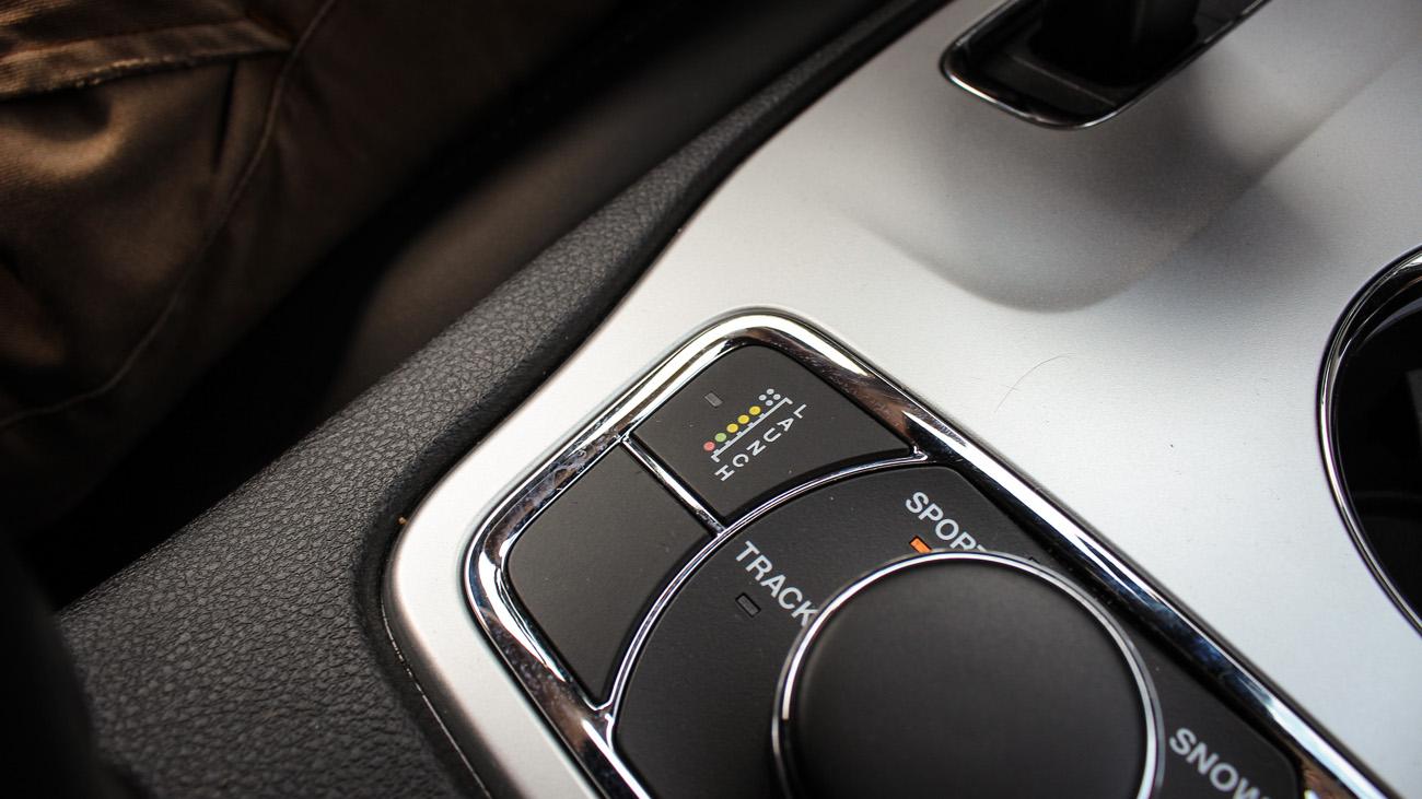 jeep grand cherokee 2014 launch control