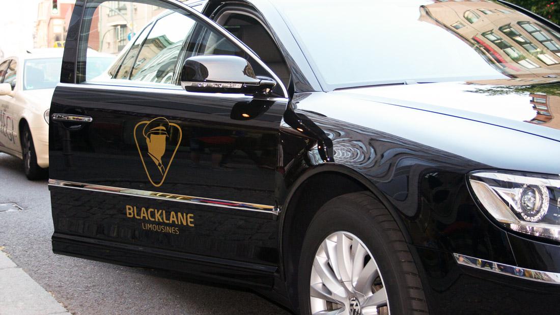 Blacklane vw phaeton