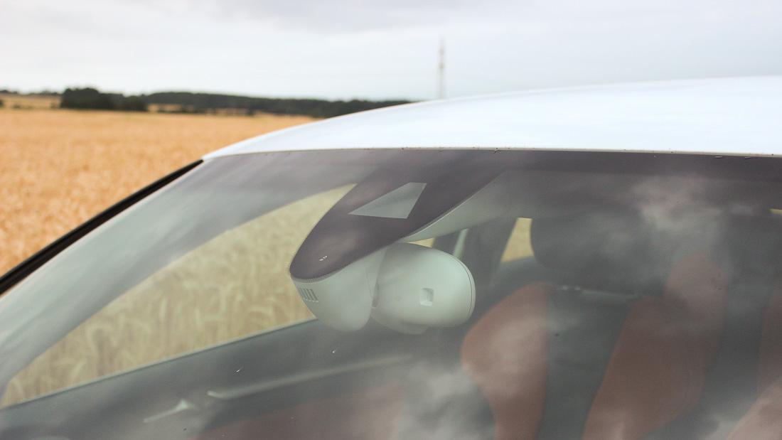 Sensorik für Spur- und Verkehrszeichenerkennung