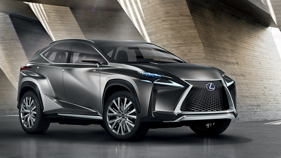 lexus lf nx concept video