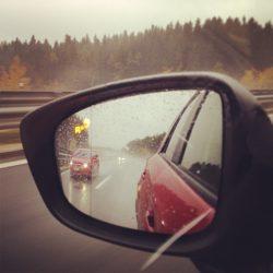 RVM rear vehicle monitoring mazda cx5