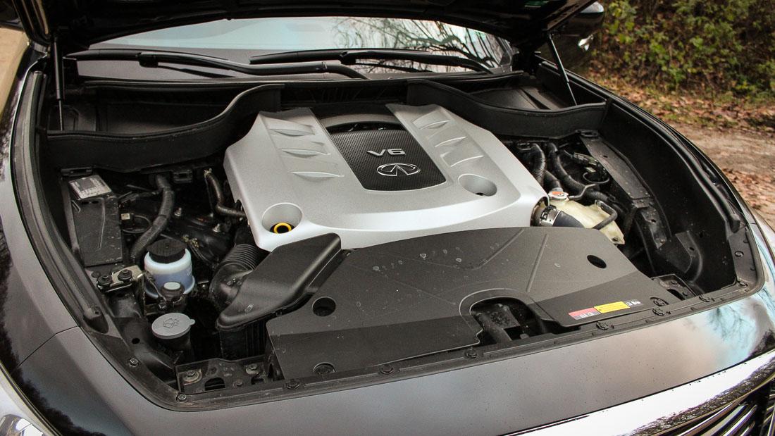 infiniti qx70 v6 diesel motor engine