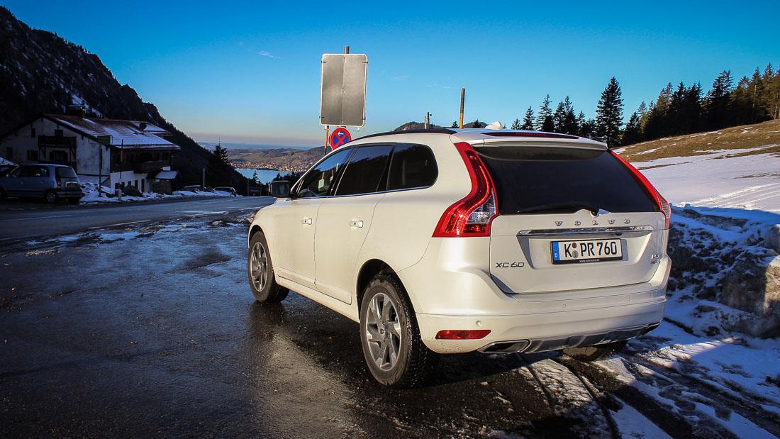 Fahrbericht Und Fahrassistenz Volvo Xc60 D4