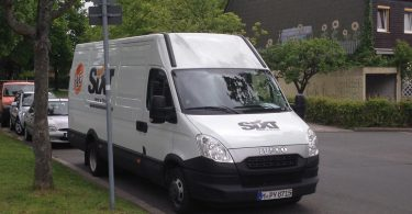 iveco daily 35c 2014