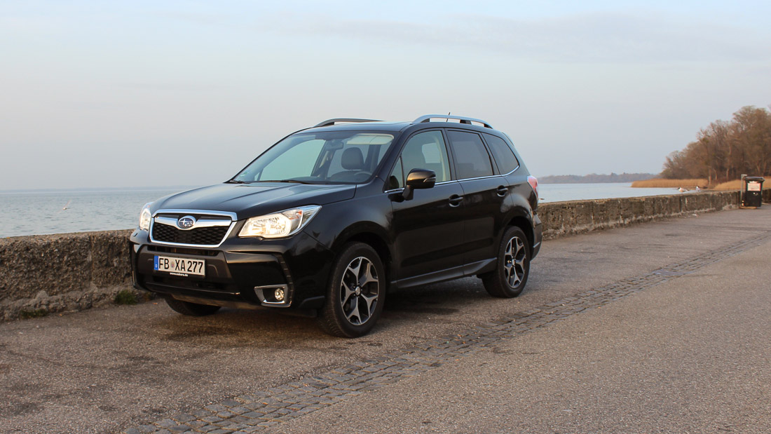 IMG 3659 Subaru Forester 2.0 XT: 240 PS & Lineartronic