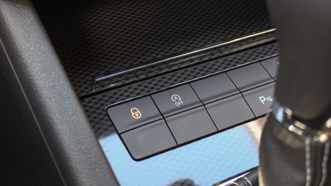 Safelock: Das Fahrzeug lässt sich von innen nicht mehr öffnen.