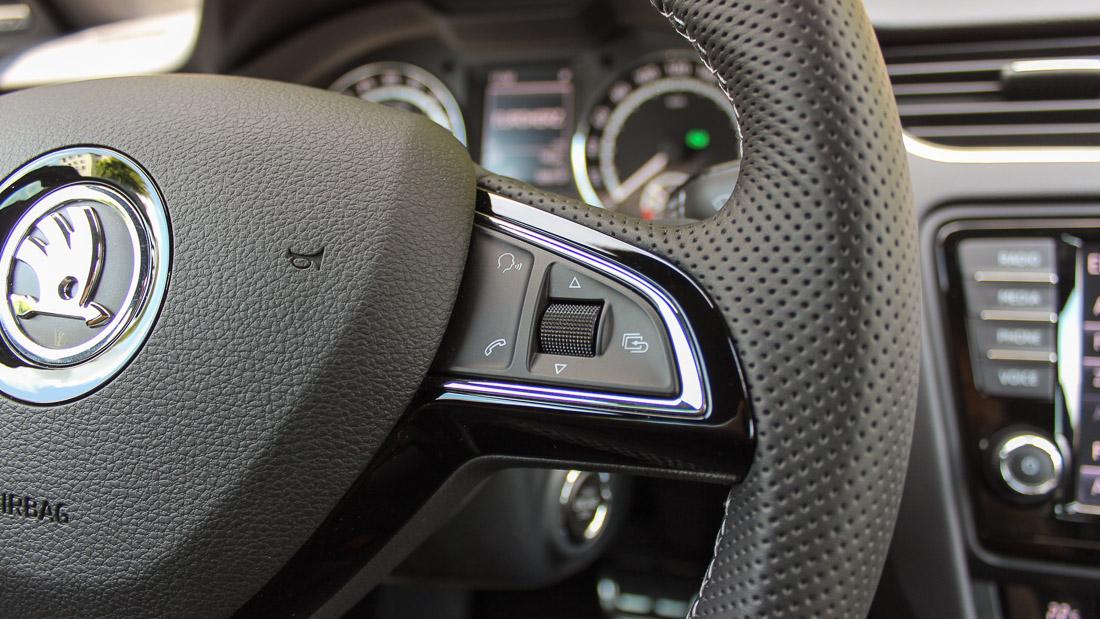 skoda octavia rs 2015 interior » Motoreport