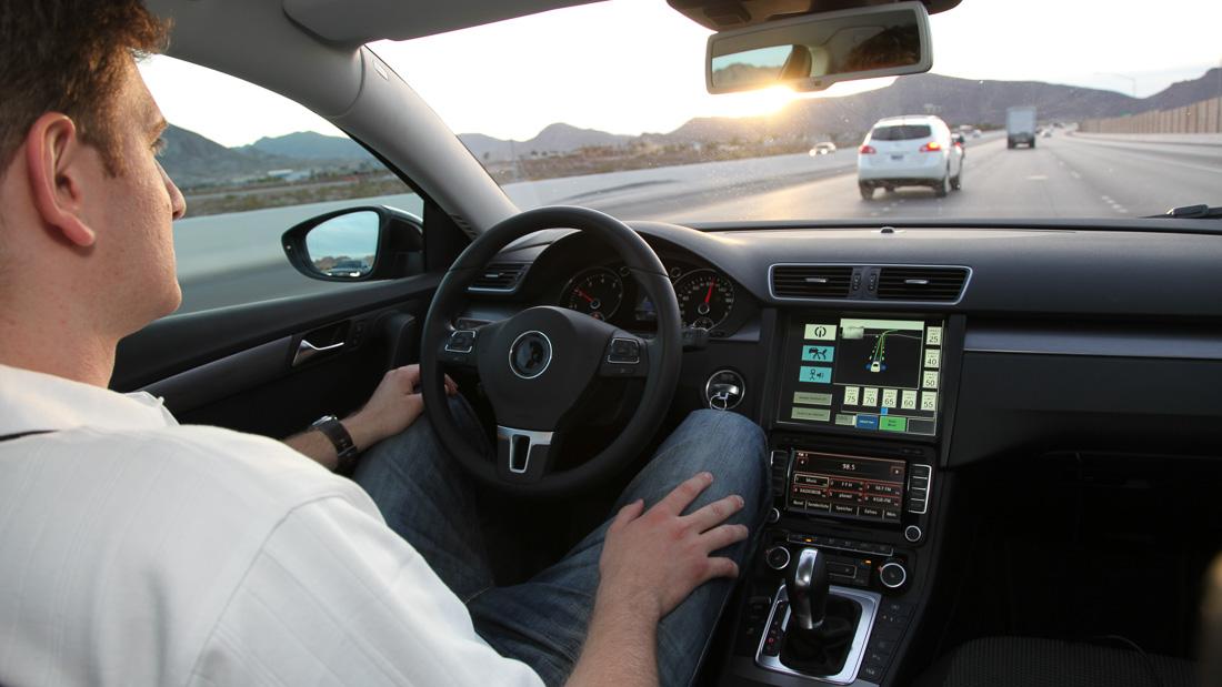 Erprobung automatisiertes Fahren