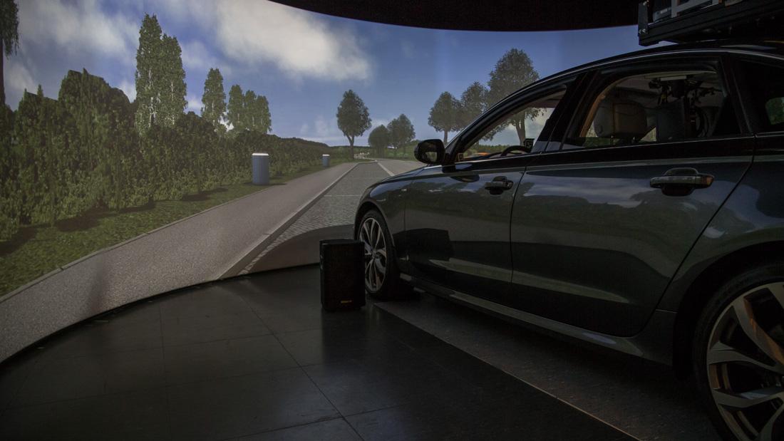 audi simulator