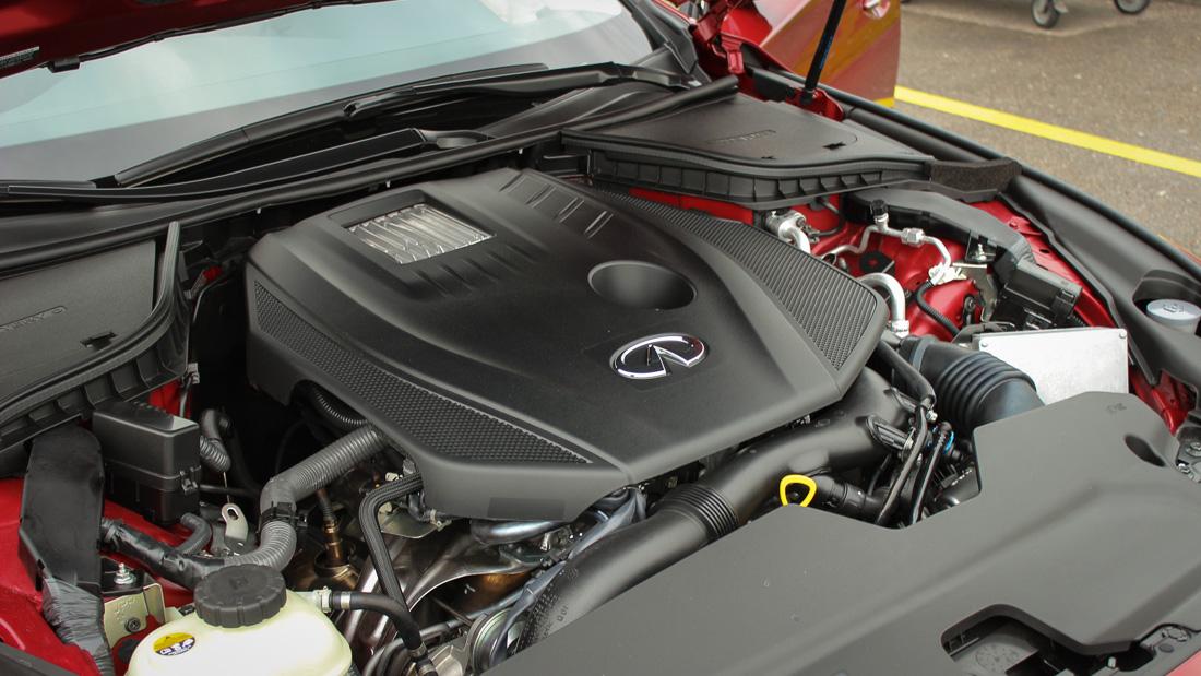 infiniti q50 2.0t motor engine