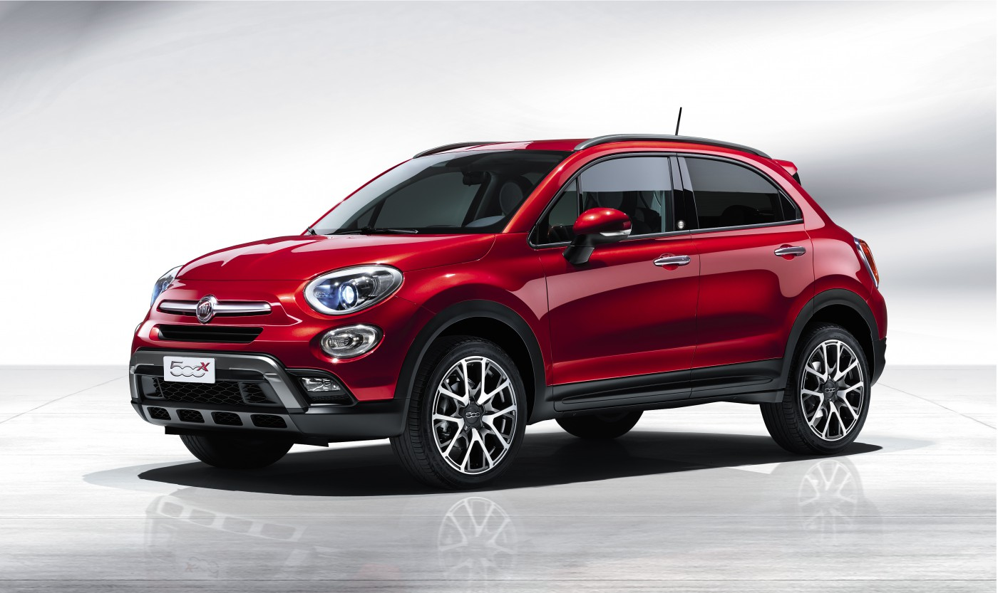 141013 01 Video Advertorial: Fiat 500X BluePill