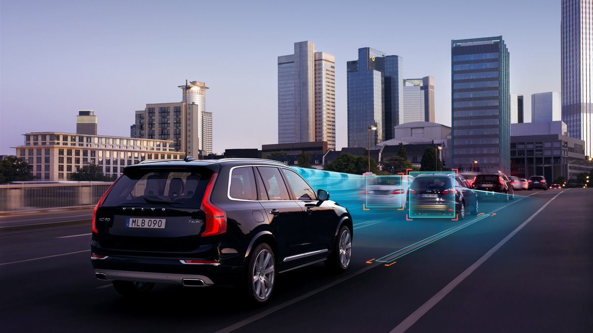 volvo xc90 assist