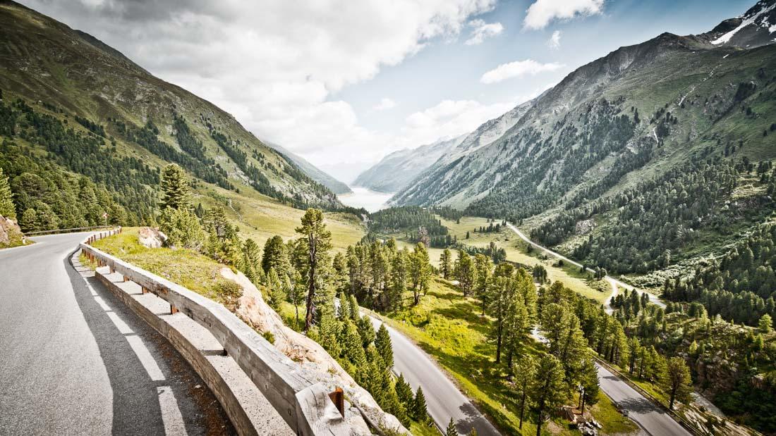 curves österreich