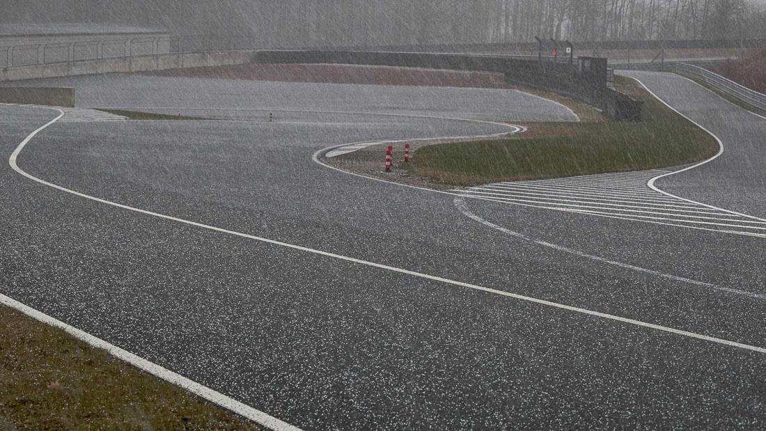 bilster berg regen schnee