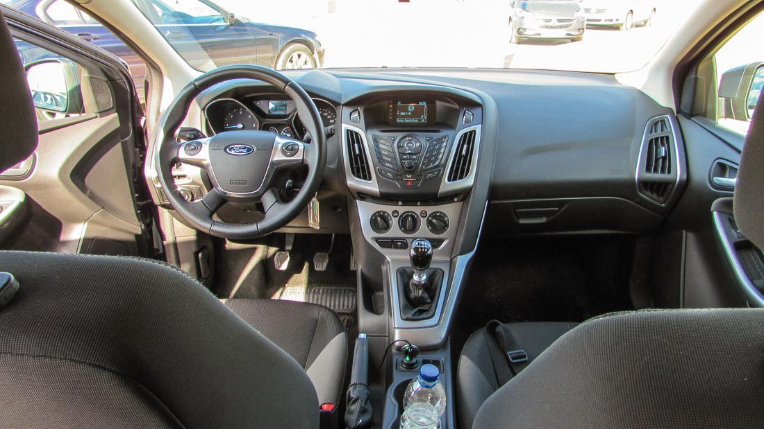 ford focus interieur » Motoreport