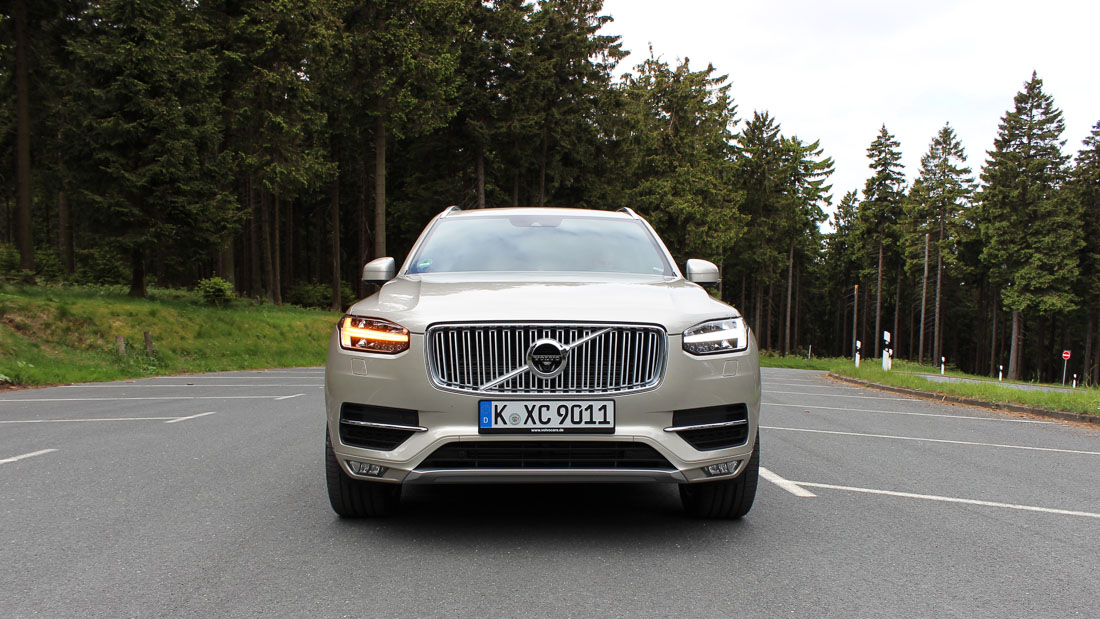 volvo xc90 thors hammer blinker led