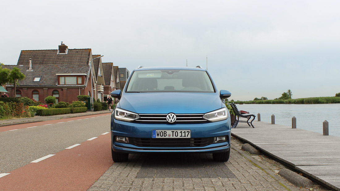 vw touran LED scheinwerfer