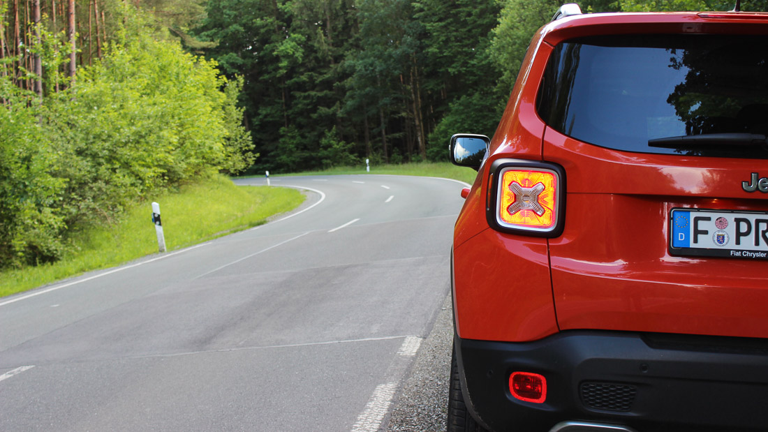 jeep renegade light