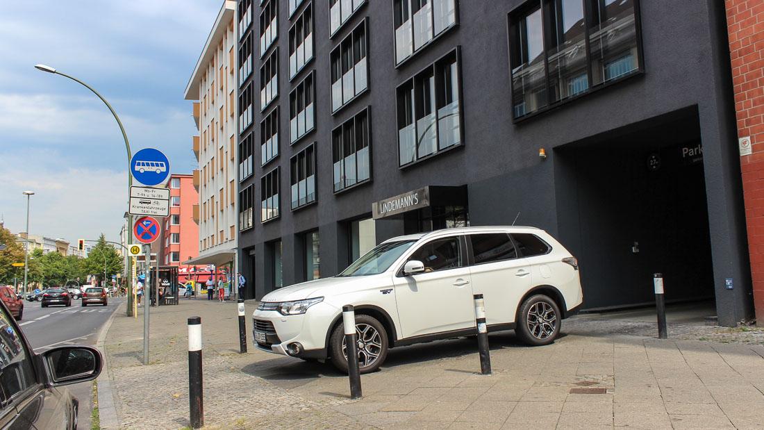 Der beste Ausgangspunkt für den urbanen Härtetest: Das Lindemann's in Berlin