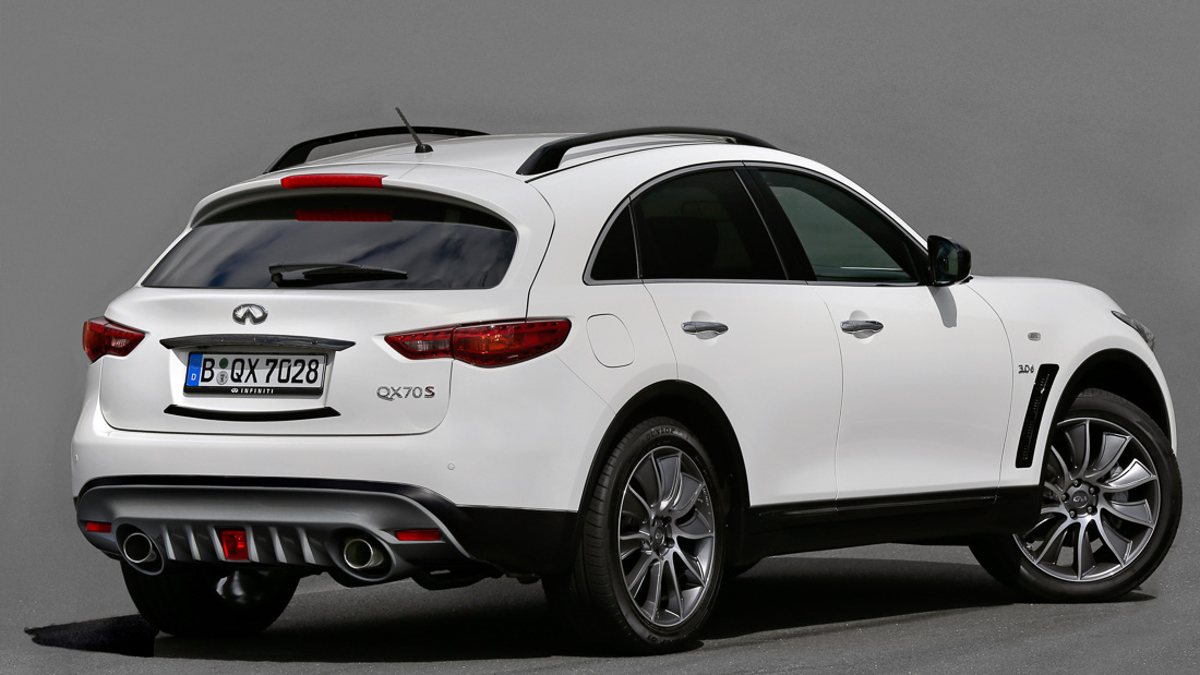 INFINITI QX7O Ultimate