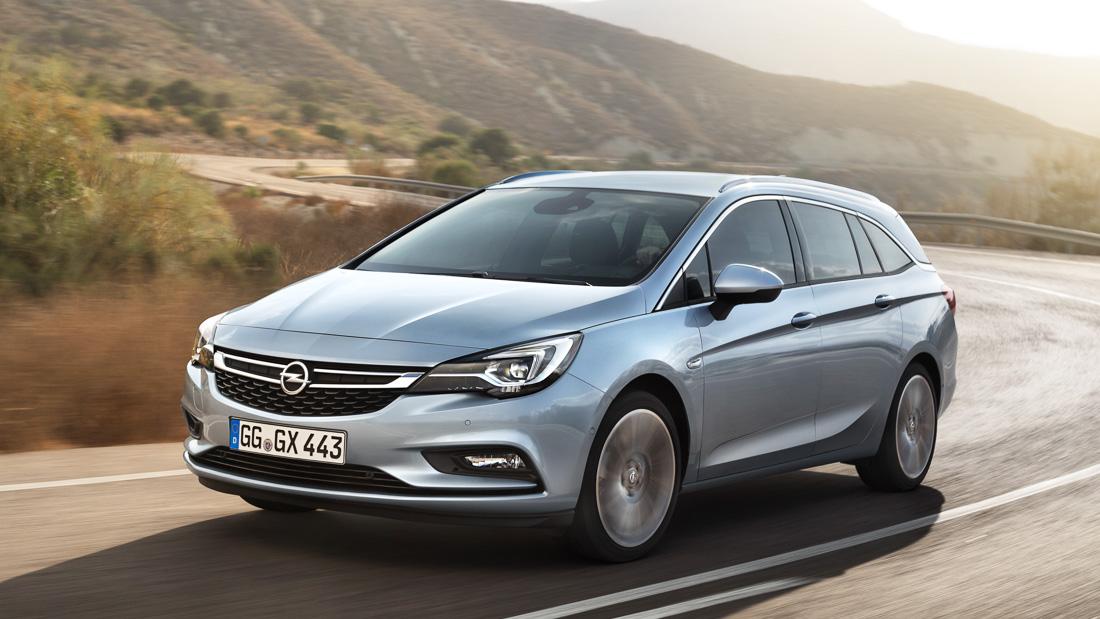 Der neue Opel Astra SportsTourer
