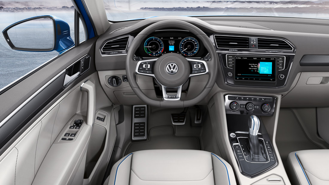 neuer tiguan und mehr volkswagen auf der iaa 2015 motoreport. Black Bedroom Furniture Sets. Home Design Ideas