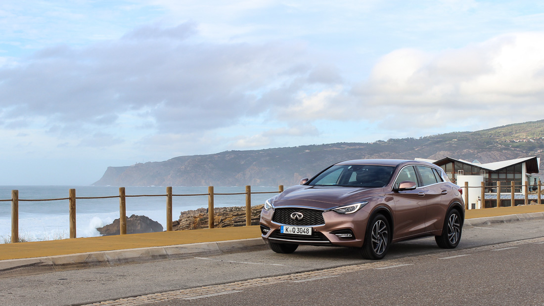 infiniti q30 liquid copper