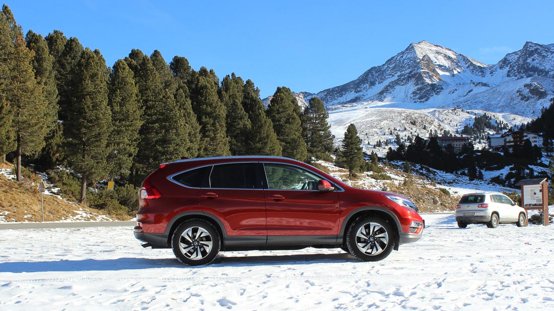 Honda CR-V Lifestyle in XXXXX