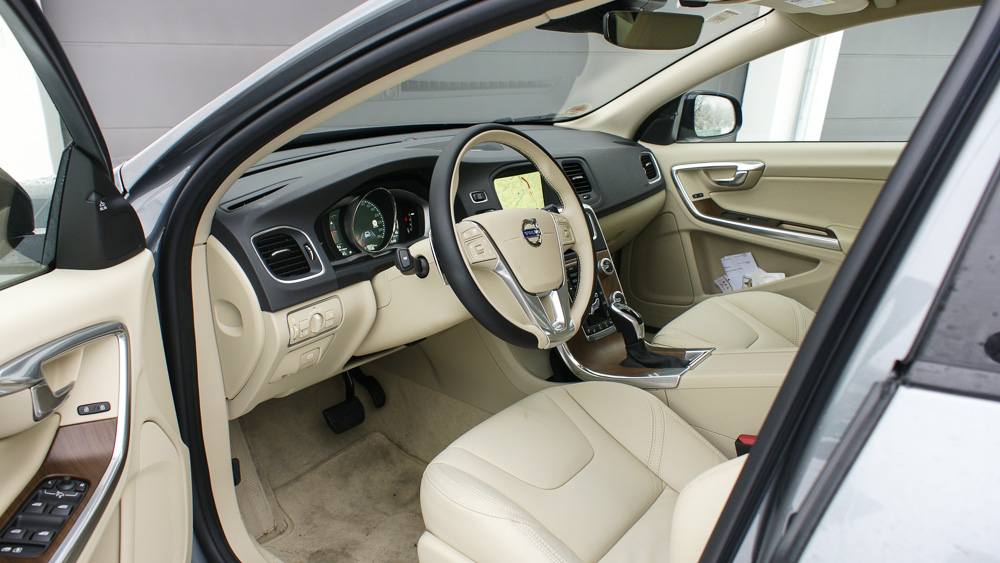 volvo s60 crosscountry interior innen