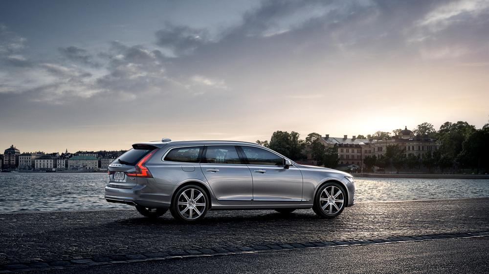 Der neue Volvo V90: Im Herbst 2016 bei den Händlern