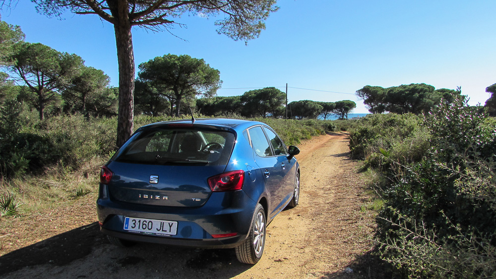 seat ibiza 1.2 tsi connect heck