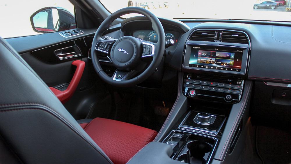 Fahrbericht: Jaguar F-Pace 30d AWD im ersten Test » Motoreport