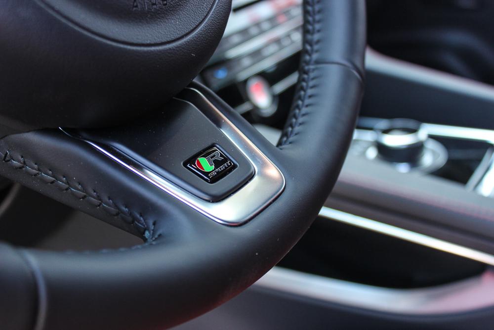 Jaguar F-Pace Interieur » Motoreport